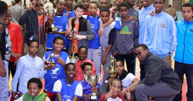 SAYEC Team At Atlanta Tournament
